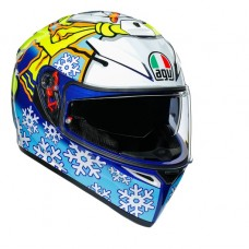 KACIGA AGV K3 WINTER TEST